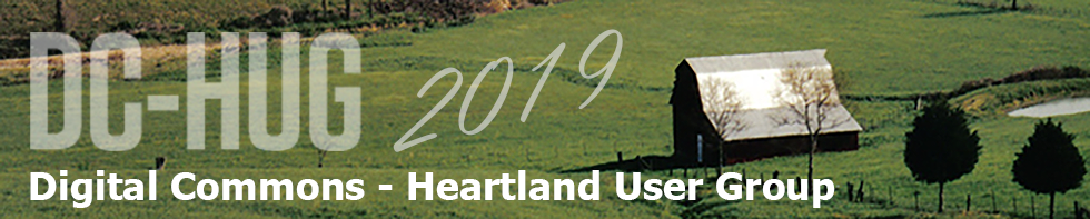 Digital Commons - Heartland User Group 2019